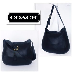 Coach Vintage Legacy Zip Top Shoulder Hobo Bag